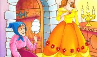 Cartea Povesti ilustrate – Frumoasa adormita – Fratii Grimm (download, pret, reducere)