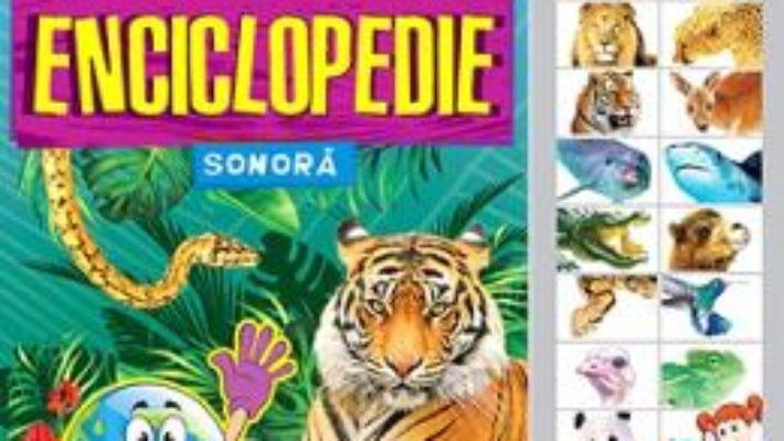Cartea Prima mea enciclopedie cu sunete (carte cu sunete) – Inesa Tautu, Petru Petreanu (download, pret, reducere)