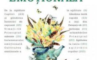 Cartea Agilitatea emotionala – Dr. Susan David (download, pret, reducere)