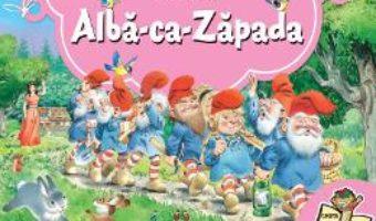 Cartea Alba-ca-Zapada. Carte Pop-up – Tony Wolf (download, pret, reducere)