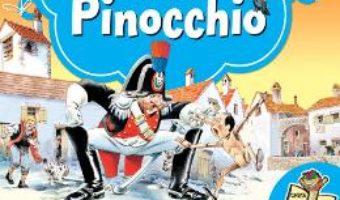 Cartea Pinocchio. Carte Pop-up – Tony Wolf (download, pret, reducere)