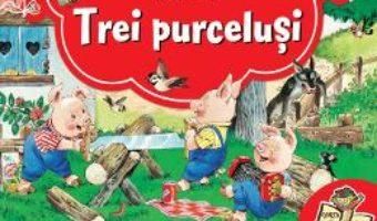 Cartea Trei purcelusi. Carte Pop-up – Tony Wolf (download, pret, reducere)