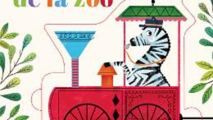 Cartea Bebe invata – Trenuletul de la Zoo – puzzle (download, pret, reducere)