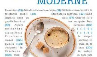Cartea Cod de bune maniere moderne – Edward Cyster, Francesca Young (download, pret, reducere)