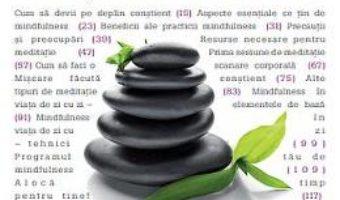Cartea Mindfulness pe intelesul tuturor – Martha Langley (download, pret, reducere)