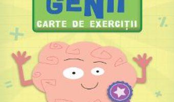 Cartea Clubul micilor genii. Carte de exercitii. Nivelul 1. Mensa Kids (download, pret, reducere)
