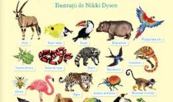 Cartea 1000 de animale – Nikki Dyson (download, pret, reducere)