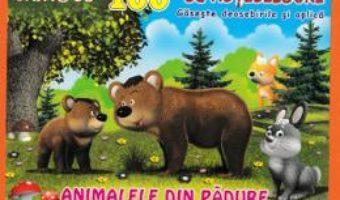 Cartea Animalele din padure – Carte cu 100 de abtibilduri (download, pret, reducere)