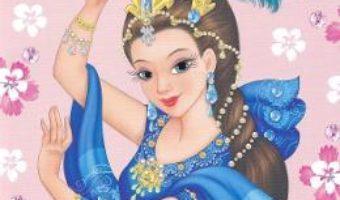 Cartea Printesa Orientala. Coloram-Citim (download, pret, reducere)