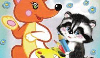 Cartea Animale de padure – Descopera si coloreaza (download, pret, reducere)