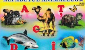 Cartea Alfabetul animalelor (download, pret, reducere)