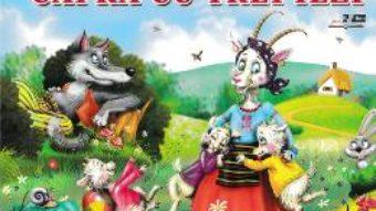 Cartea Capra cu trei iezi (download, pret, reducere)