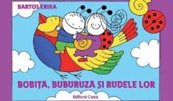 Download  Bobita, Buburuza si rudele lor – Bartos Erika PDF Online
