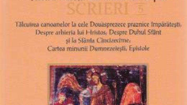 Download  Scrieri 5: Talcuirea canoanelor – Sfantul Neofit Zavoratul din Cipru PDF Online