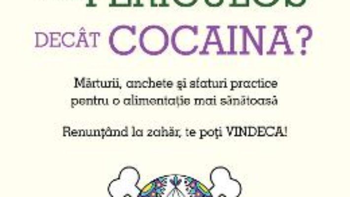 Download  Zaharul, mai periculos decat cocaina? – Daniele Gerkens PDF Online