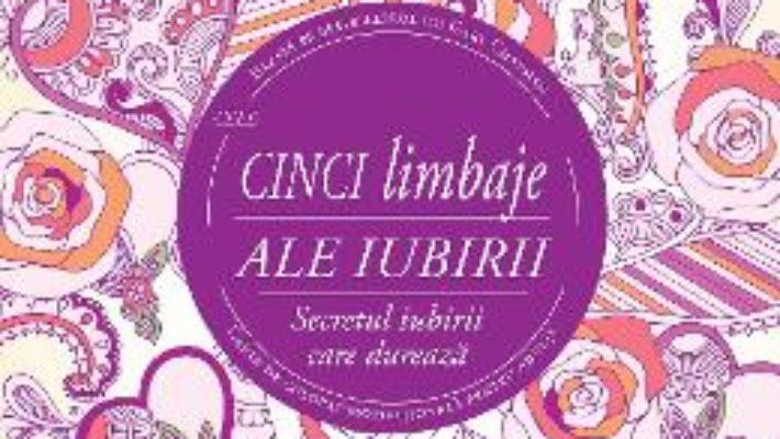 Cartea Cele cinci limbaje ale iubirii – Carte de colorat (download, pret, reducere)