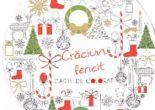 Cartea Craciun fericit – Carte de colorat (download, pret, reducere)