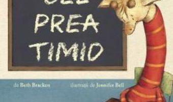 Cartea Sam cel prea timid – Beth Bracken, Jennifer Bell (download, pret, reducere)