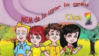 Cartea Caietul curcubeu MEM – Clasa 1 Sem.1 – Paula Copacel, Viorel Dolha (download, pret, reducere)