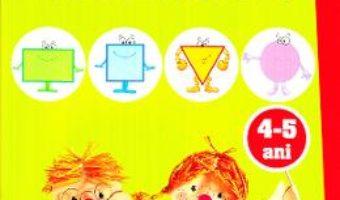 Cartea Ma joc si invat. Activitati matematice 4-5 ani (download, pret, reducere)