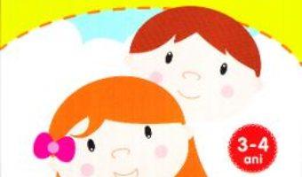 Cartea Desenez si colorez. Lumea culorilor 3-4 ani (download, pret, reducere)