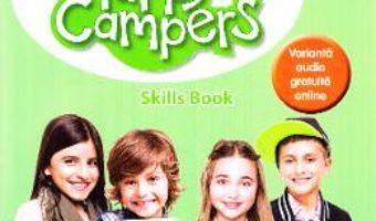 Cartea Happy Campers 2. Skills Book – Angela Llanas (download, pret, reducere)