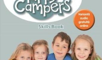 Cartea Happy Campers 3. Skills Book – Patricia Acosta (download, pret, reducere)