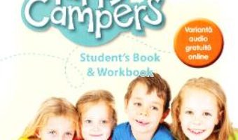 Cartea Happy Campers 3. Student's Book and Workbook – Patricia Acosta (download, pret, reducere)