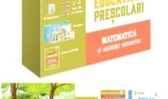 Cartea Kit educativ pentru prescolari: Matematica si abilitati numerice (download, pret, reducere)