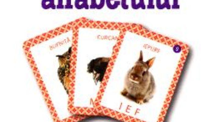 Cartea Literele alfabetului 3 ani+ (Eduflash) (download, pret, reducere)