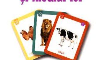 Cartea Animalele si mediul lor 3 ani+ (Eduflash) (download, pret, reducere)