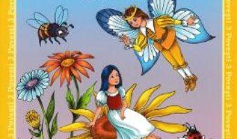 Cartea 3 povesti: Degetica. Leul si musca. Magarul impodobit (download, pret, reducere)