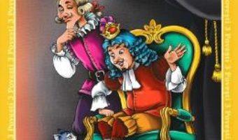 Cartea 3 povesti: Motanul incaltat. Domesticirea calului. Broasca mincinoasa (download, pret, reducere)