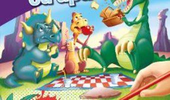 Cartea Pictam cu apa: Dinozauri (download, pret, reducere)