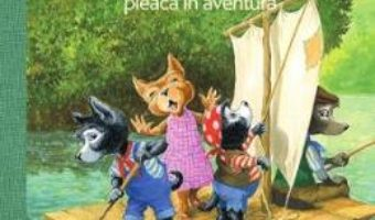 Cartea Lupusorul Lou pleaca in aventura – Antoon Krings (download, pret, reducere)