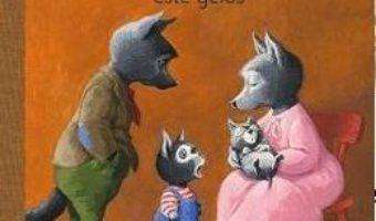 Cartea Lupusorul Lou este gelos – Antoon Krings (download, pret, reducere)