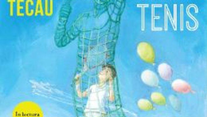 Cartea Audiobook Viata in ritm de tenis – Horia Tecau (download, pret, reducere)