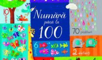 Cartea Numara pana la 100 – Felicity Brooks, Sophia Touliatou (download, pret, reducere)