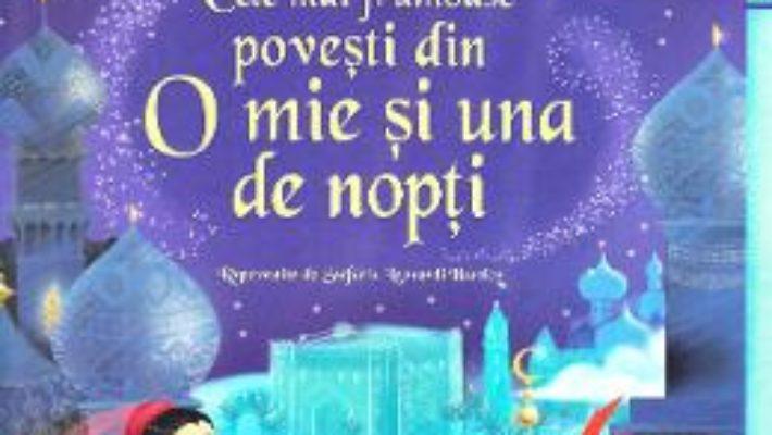 Cartea Cele mai frumoase povesti din o mie si una de nopti (download, pret, reducere)