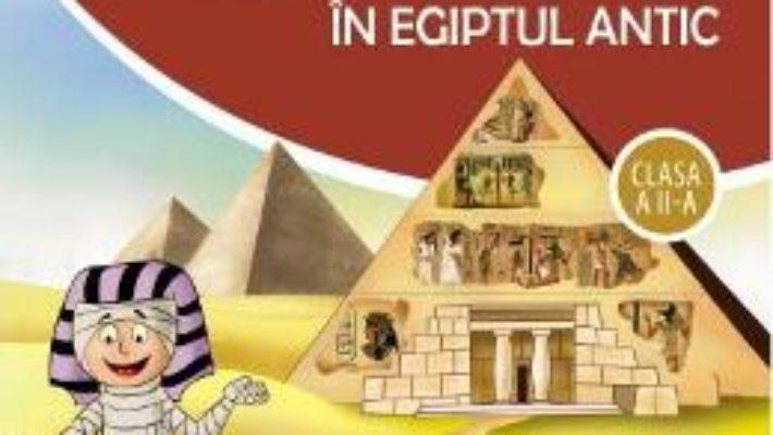 Cartea Aventuri matematice in Egiptul antic – Clasa 2 – Corina Andrei, Constanta Balan (download, pret, reducere)