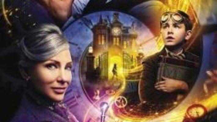 Cartea Misterul ceasului din perete – John Bellairs (download, pret, reducere)
