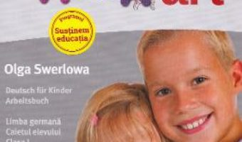 Cartea Hallo Anna. Limba germana – Clasa 1 – Caietul elevului – Olga Swerlowa (download, pret, reducere)