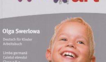 Cartea Hallo Anna. Germana – Clasa 2 – Caietul elevului – Olga Swerlowa (download, pret, reducere)