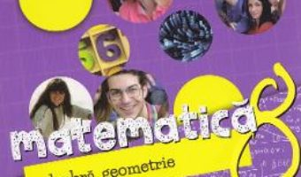 Cartea Matematica – Clasa 8. Partea I – Caiet – Marin Chirciu, Marian Haiducu (download, pret, reducere)