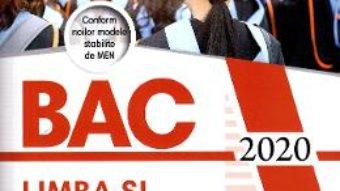 Cartea Bacalaureat 2020. Limba si literatura romana – Monica Cristina Anisie, Constantin Ciprian Nistor (download, pret, reducere)