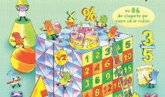 Cartea Descopera Matematica – Alex Frith, Minna Lacey, Colin King (download, pret, reducere)