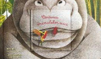 Cartea Marea carte a animalelor uriase si Carticica animalelor mici – Cristina Banfi, Cristina Peraboni (download, pret, reducere)