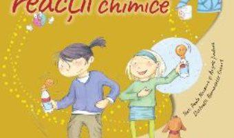 Cartea Experimente incredibile cu reactii chimice – Paula Navarro, Angels Jimenez (download, pret, reducere)