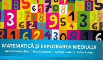 Cartea Matematica si explorarea mediului – Clasa 2 – Caiet de aplicatii – Anca Veronica Taut, Elena Lapusan (download, pret, reducere)