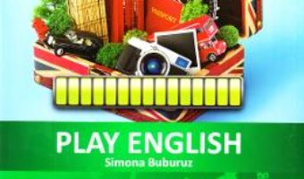 Cartea Play English Level 4 – Simona Buburuz (download, pret, reducere)